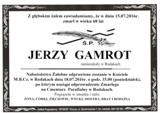 Gamrot Jerzy
