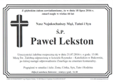 Lekston Paweł