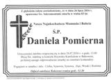 Pomierna Daniela