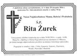 Żurek Rita