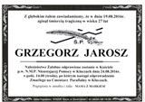 Jarosz Grzegorz