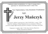 Mańczyk Jerzy