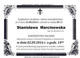Marcinowska Stanisława
