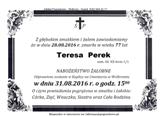 Perek Teresa