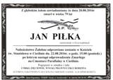 Piłka Jan