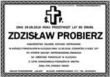 Probierz Zdzisław
