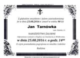 Tarnówka Jan