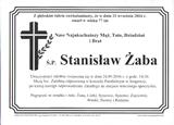 Żaba Stanisław