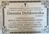 Dybkowska Danuta