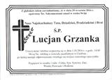 Grzanka Lucjan