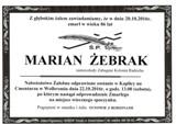 Żebrak Marian