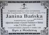 Bańska Janina
