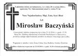 Baczyński Mirosław