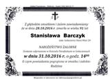 Barczyk Stanisława