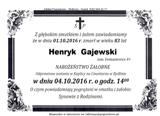Gajewski Henryk