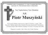 Muszyński Piotr