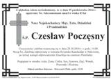 Poczęsny Czesław