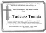 Tomsia Tadeusz