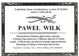 Wilk Paweł