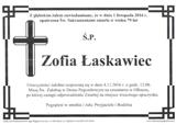 Łaskawiec Zofia