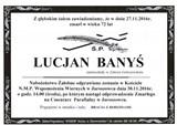 Banyś Lucjan