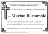 Baranowski Marian