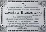 Brzozowski Czesław
