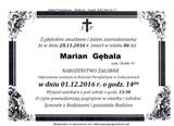 Gębala Marian