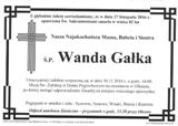Gałka Wanda