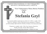 Gzyl Stefania