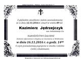 Jędrzejczyk Kazimierz