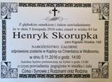 Skorupka Henryk