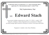 Stach Edward