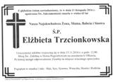 Trzcionkowska Elżbieta