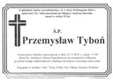 Tyboń Przemysław