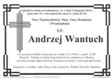Wantuch Andrzej