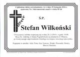 Wilkoński Stefan