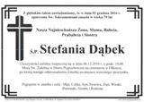Dąbek Stefania