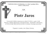 Jaros Piotr