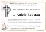 Lekston Aniela