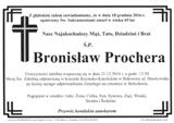 Prochera Bronisław