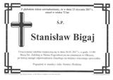 Bigaj Stanisław