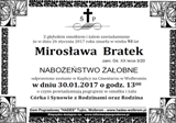 Bratek Mirosława