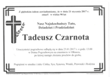Czarnota Tadeusz