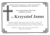 Janus Krzysztof