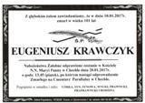 Krawczyk Eugeniusz