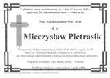 Pietrasik Mieczysław