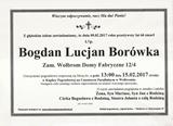 Borówka Bogdan
