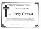 Chwast Jerzy