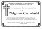Czerwiński Zbigniew